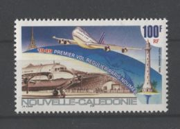 New Caledonia - 1999 First Scheduled Flight MNH__(TH-11783) - New Caledonia
