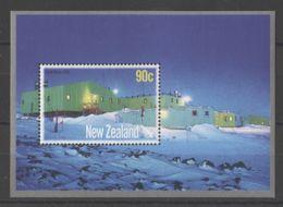 New Zealand - 2007 Scott Base Block (2) MNH__(TH-15152) - Blocks & Kleinbögen