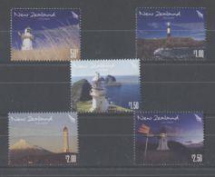 New Zealand - 2009 Lighthouses MNH__(TH-10359) - Ungebraucht