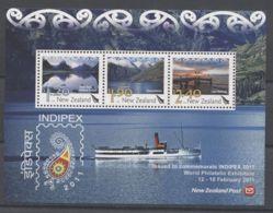 New Zealand - 2011 INDIPEX 2011 Block MNH__(TH-13760) - Blocks & Kleinbögen