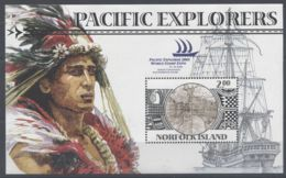 Norfolk Island - 2005 Explorer Block MNH__(TH-1883) - Norfolk Island