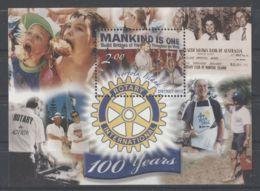Norfolk Island - 2005 Rotary International Block MNH__(TH-7285) - Norfolk Island