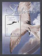 Norfolk Island - 2006 Seabirds Block MNH__(TH-3383) - Norfolk Island