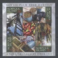 Norfolk Island - 2007 Oil Palm Industry Block MNH__(TH-3762) - Norfolk Island