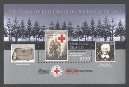 Norfolk Island - 2014 Red Cross Block MNH__(TH-8818) - Norfolk Island