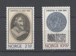 Norway - 1988 King Christian IV MNH__(TH-13075) - Norvegia