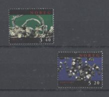 Norway - 1998 Minerals MNH__(TH-13881) - Unused Stamps