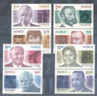 Norway - 2001 Nobel Peace Prize MNH__(TH-5635) - Nuevos