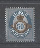 Norway - 2014 Posthorn 50Kr MNH__(TH-8423) - Nuevos