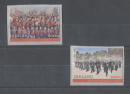 Norway - 2018 Music Corps Association MNH__(TH-9788) - Nuevos