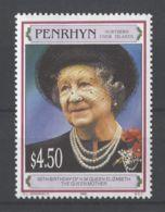 Penrhyn - 1995 Queen Mother MNH__(TH-19198) - Penrhyn