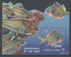 Pitcairn Islands - 2003 Soldier Fish Block MNH__(TH-1337) - Briefmarken