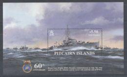 Pitcairn Islands - 2004 HMS Pitcairn Block MNH__(TH-1956) - Briefmarken