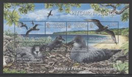 Pitcairn Islands - 2004 Murphy Petrel Block MNH__(THB-4330) - Briefmarken
