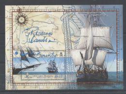 Pitcairn Islands - 2005 Bounty Block MNH__(TH-4654) - Briefmarken