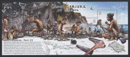 Pitcairn Islands - 2007 Early Civilization Block MNH__(THB-4457) - Briefmarken