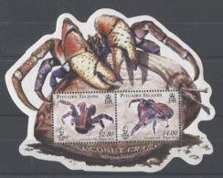 Pitcairn Islands - 2009 Palm Thief Block MNH__(TH-11515) - Briefmarken