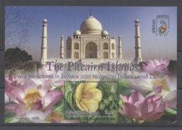 Pitcairn Islands - 2011 INDIPEX 2011 Block MNH__(TH-13836) - Briefmarken