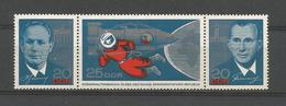 DDR 1965 Space Triptyque Y.T. 840A ** - [6] Oost-Duitsland