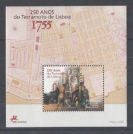 Portugal - 2005 Lisbon Earthquake Block MNH__(TH-6045) - Blocks & Sheetlets