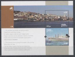 Portugal - 2012 Europa Block MNH__(TH-6897) - Blocks & Sheetlets