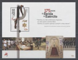 Portugal - 2012 Military Academy Block MNH__(TH-2802) - Blocks & Sheetlets