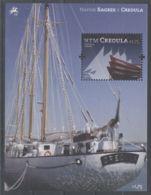 Portugal - 2012 Sailing Ships Block (2) MNH__(TH-2878) - Blocks & Sheetlets