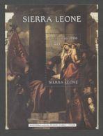 Sierra Leone - 1986 Christmas Block MNH__(TH-10505) - Sierra Leone (1961-...)