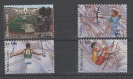 Sierra Leone - 1996 Atlanta MNH__(TH-3592) - Sierra Leone (1961-...)