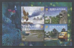 Singapore - 2009 Sightseeing Block MNH__(TH-2174) - Singapore (1959-...)