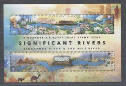 Singapore - 2011 Rivers Block MNH__(TH-10702) - Singapore (1959-...)