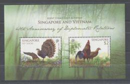 Singapore - 2013 Friendship With Vietnam Block MNH__(TH-10329) - Singapore (1959-...)