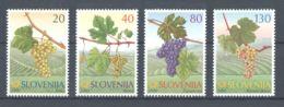 Slovenia - 2000 Grape Varieties MNH__(TH-2224) - Slowenien