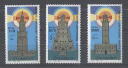 Somalia - 2002 Lighthouses Of Antiquity MNH__(TH-10304) - Somalië (1960-...)