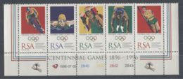 South Africa - 1996 Atlanta Strip MNH__(TH-1940) - Neufs