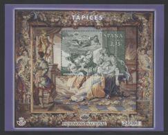 Spain - 2014 Tapestries Block MNH__(THB-2147) - Blocchi & Foglietti