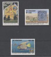 St.Vincent - 1991 Scouts MNH__(TH-12401) - St.Vincent (1979-...)