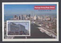 St.Vincent - 1992 International Stamp Exchange Block MNH__(TH-51) - St.Vincent (1979-...)