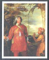 St.Vincent - 2000 Anthony Van Dyck Block (1) MNH__(TH-2998) - St.Vincent (1979-...)