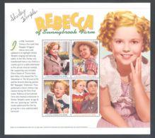 St.Vincent - 2000 Rebecca Of Sunnybrook Farm Kleinbogen (2) MNH__(THB-1785) - St.Vincent (1979-...)