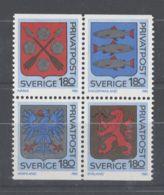 Sweden - 1985 Provincial Coat Of Arms MNH__(TH-10353) - Schweden