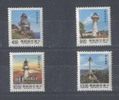 Taiwan - 1989 Lighthouses MNH__(TH-5736) - Neufs