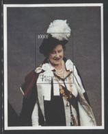 Togo - 1995 Queen Mother Block (1) MNH__(FIL-10174) - Togo (1960-...)