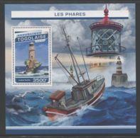 Togo - 2016 Lighthouses (II) Block MNH__(FIL-10381) - Togo (1960-...)