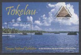 Tokelau - 2008 TARAPEX 2008 Block MNH__(TH-6777) - Tokelau