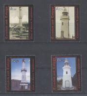 Trinidad & Tobago - 2003 Lighthouses MNH__(TH-3543) - Trinidad & Tobago (1962-...)