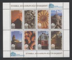 Turkey - 2010 Istanbul Kleinbogen (1) MNH__(FIL-10053) - 1921-... Republik