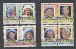 Tuvalu Funafuti - 1985 Queen Mother MNH__(TH-7542) - Tuvalu