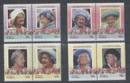 Tuvalu Nanumaga - 1985 Queen Mother MNH__(TH-5254) - Tuvalu