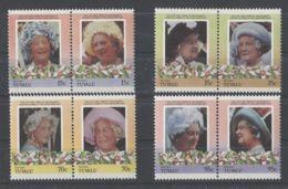 Tuvalu Niutao - 1985 Queen Mother MNH__(TH-7234) - Tuvalu